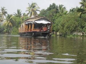 A kettavullum - what I wanted to take on the backwaters.
