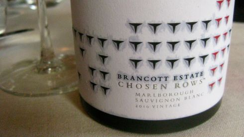 Brancott Estate Chosen Rows