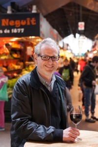 Streets of Spain Oscar Uribe Director of La Boqueria 2